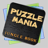 Puzzle Mania Jungle Book игра