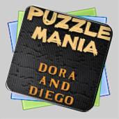Puzzlemania. Dora and Diego игра