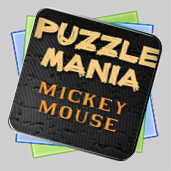 Puzzlemania. Mickey Mouse игра