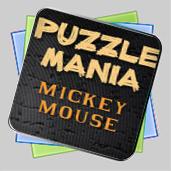 Puzzlemania. Mickey Mouse игра