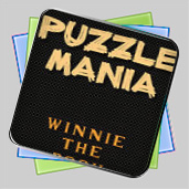 Puzzlemania. Winnie The Pooh игра
