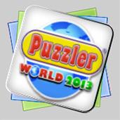 Puzzler World 2013 игра