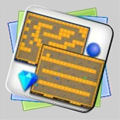 Pyra-Maze игра