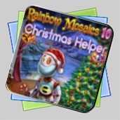 Rainbow Mosaics 10: Christmas Helper игра