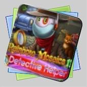 Rainbow Mosaics 13: Detective Helper игра