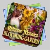 Rainbow Mosaics: Blooming Garden игра