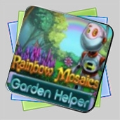 Rainbow Mosaics: Garden Helper игра