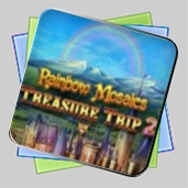 Rainbow Mosaics: Treasure Trip 2 игра
