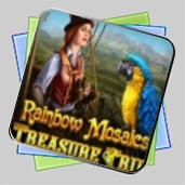 Rainbow Mosaics: Treasure Trip игра