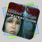 Redemption Cemetery: Children's Plight Strategy Guide игра