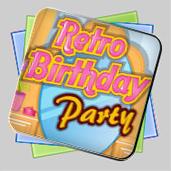 Retro Birthday Party игра