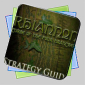 Rhiannon: Curse of the Four Branches Strategy Guide игра