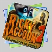 Ricky Raccoon 2: Adventures in Egypt игра