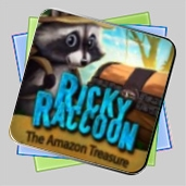 Ricky Raccoon: The Amazon Treasure игра