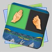 Камень-ножницы-бумага игра