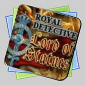 Royal Detective: The Lord of Statues игра