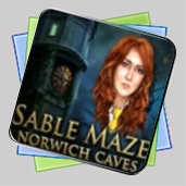 Sable Maze: Norwich Caves игра