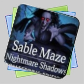 Sable Maze: Nightmare Shadows Collector's Edition игра