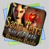 Sacra Terra: Kiss of Death Strategy Guide игра