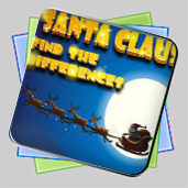 Santa Claus Find The Differences игра
