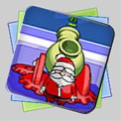 Santa's Cannon игра