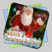 Santa's Christmas Solitaire игра