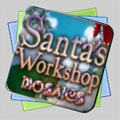 Santa's Workshop Mosaics игра