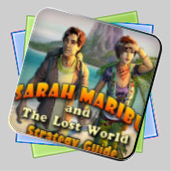 Sarah Maribu and the Lost World Strategy Guide игра