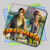Sarah Maribu and the Lost World игра