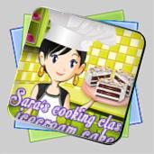Sara's Cooking Class: Ice Cream Cake игра