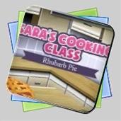 Sara's Cooking Class: Rhubarb Pie игра