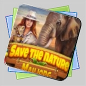 Save the Nature: Mahjong игра