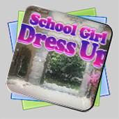 School Girl Dress Up игра