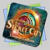 Тайный город. Лондон вызывает. Коллекционное издание игра