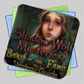 Shadow Wolf Mysteries: Bane of the Family Strategy Guide игра