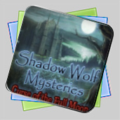 Shadow Wolf Mysteries: Curse of the Full Moon игра