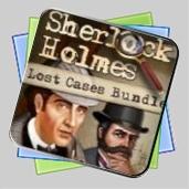 Sherlock Holmes Lost Cases Bundle игра