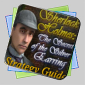 Sherlock Holmes: The Secret of the Silver Earring Strategy Guide игра