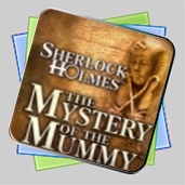 Sherlock Holmes - The Mystery of the Mummy игра