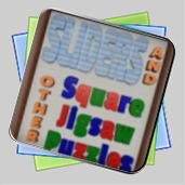 Sliders and Other Square Jigsaw Puzzles игра