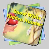 Snow White Hidden Numbers игра