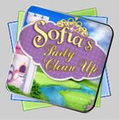 Sofia Party CleanUp игра