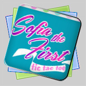 Sofia The First. Tic Tac Toe игра