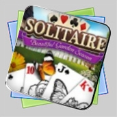 Solitaire: Beautiful Garden Season игра