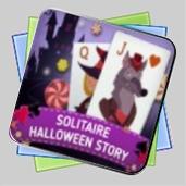 Solitaire Halloween Story игра