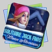 Solitaire Jack Frost: Winter Adventures игра