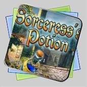 Sorceress Potion игра