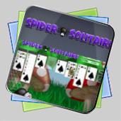 Spider Solitaire игра