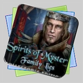 Тайны духов. Семейная ложь. Коллекционное издание игра