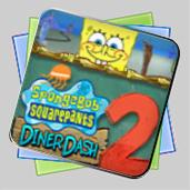 SpongeBob SquarePants Diner Dash 2 игра